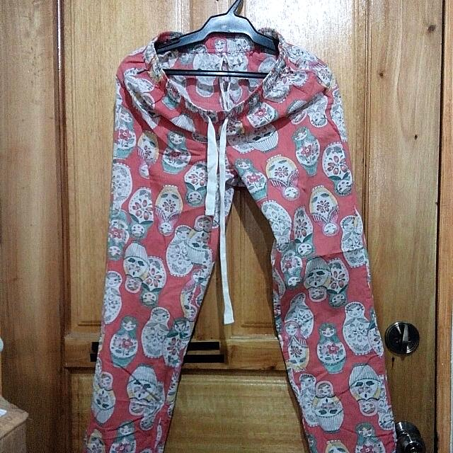 Branded Pajama Style