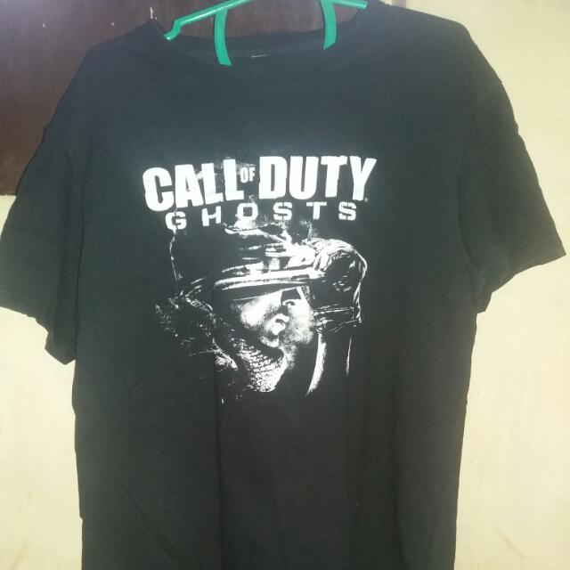Call Of Duty Black Small Size