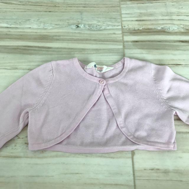 Cardigan pink H&M