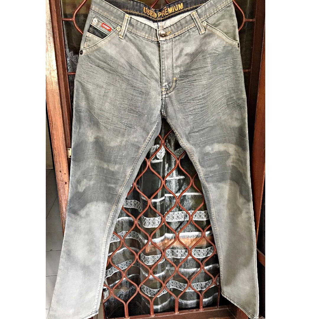 Celana Jeans USED