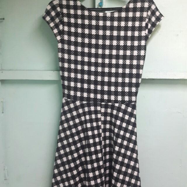 Checkered Dress. SALE!!