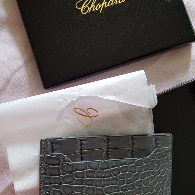 Chopard card holder