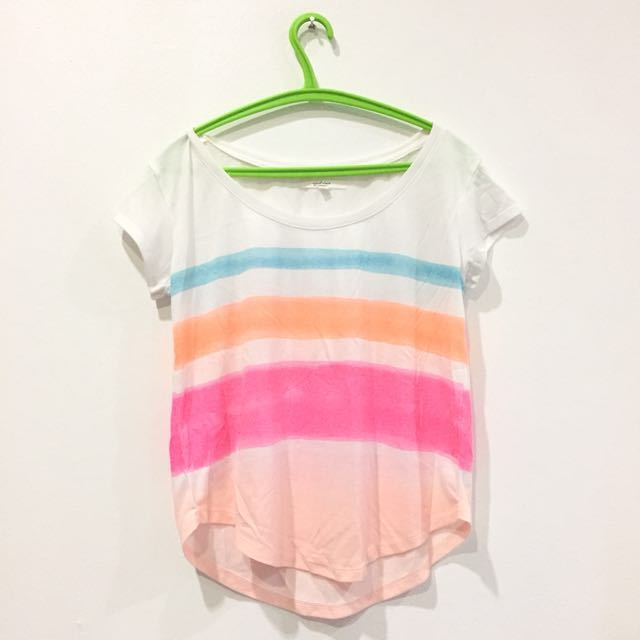Colorblox Rainbow Shirt