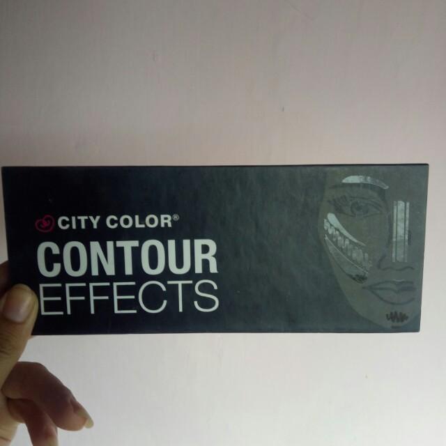 Contour Palette City Color