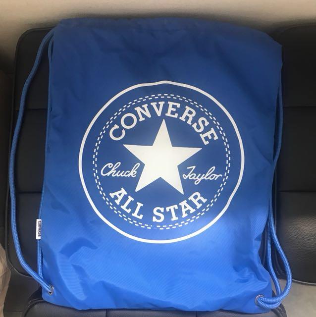 768ee81939 Converse Drawstring Bag