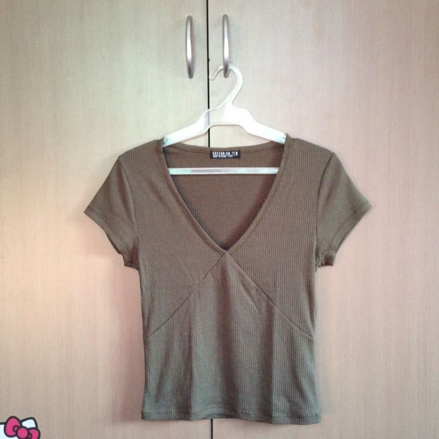 Cotton On Green Top