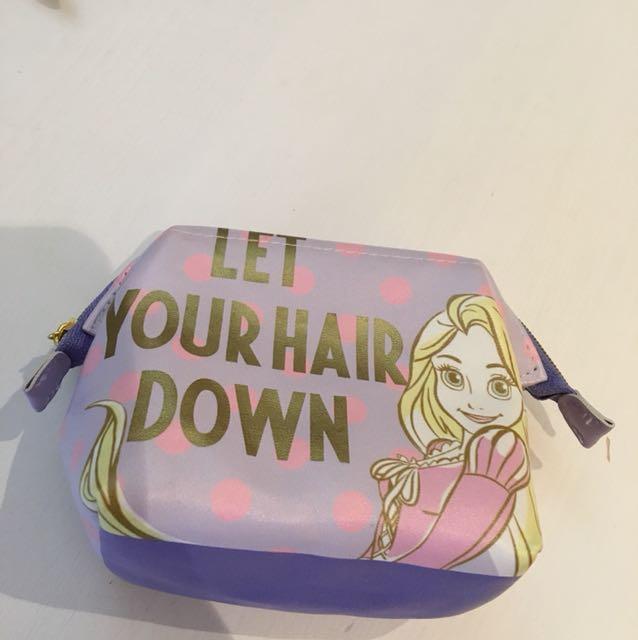 Disney Rapunzel Lavender pouch