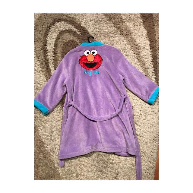 Elmo Dressing Gown