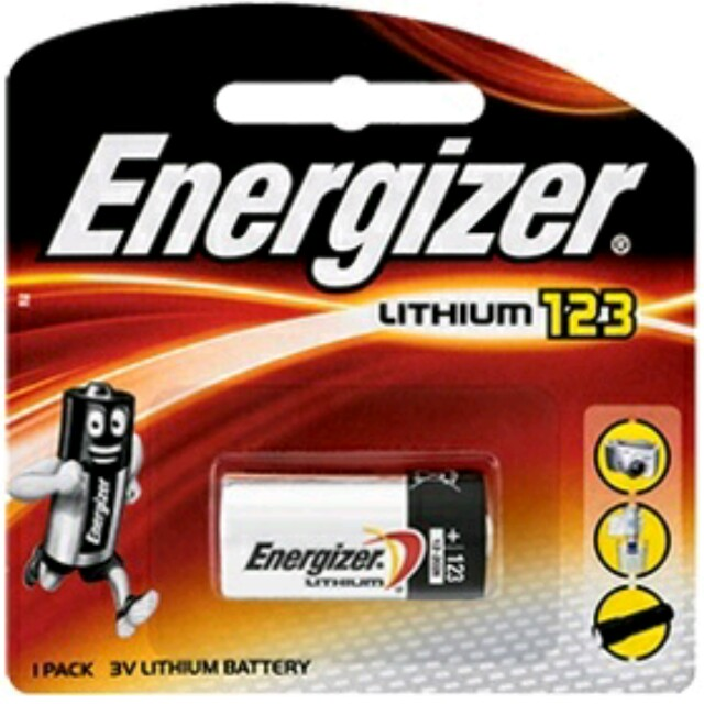 Energizer Lithium 123 Batteries Electronics Others On Carousell
