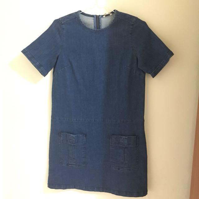 Et cetra Denim Dress