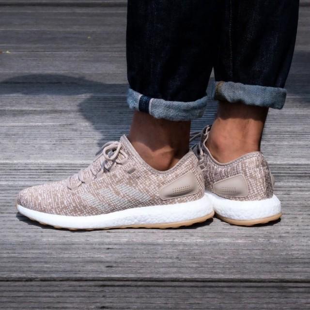 60f5aa725f8d8 FAST!!) Adidas Pure Boost Trace Khaki
