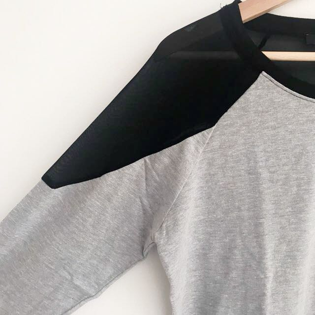 Forever 21 - Gray Sweater