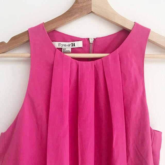 Forever 21 - Pink Babydoll Top