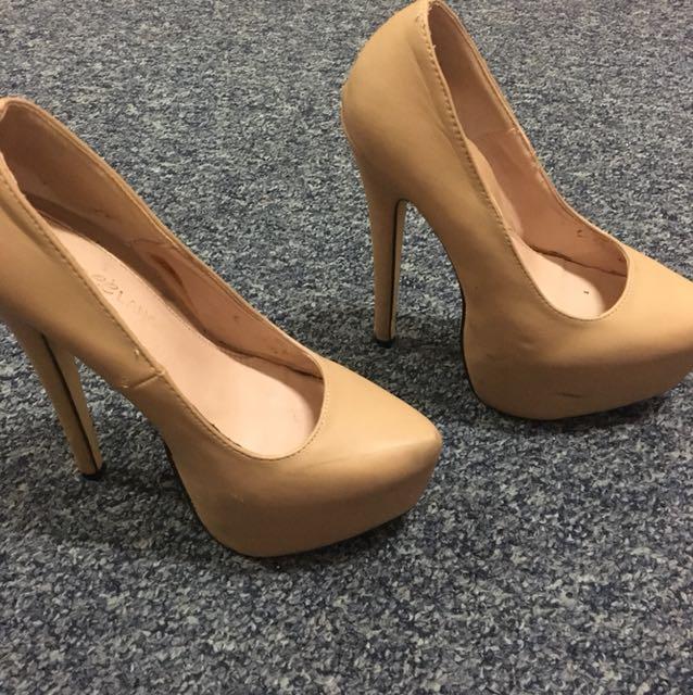 Free lance heels