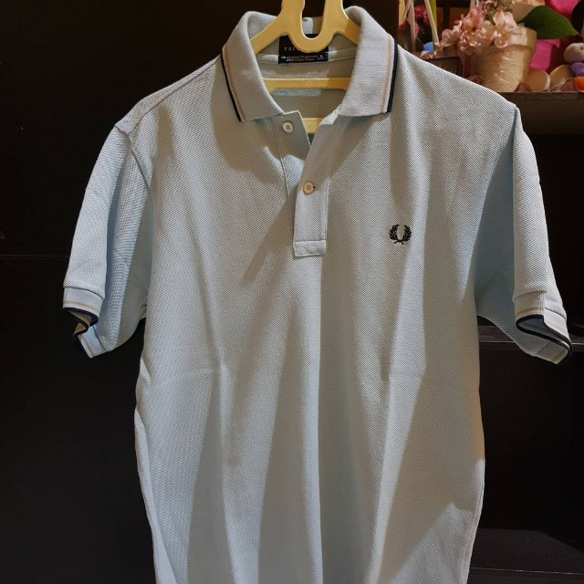 FS Fred Perry sz S