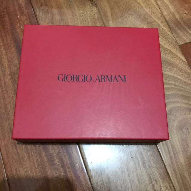Giorgio Armani精緻置物盒