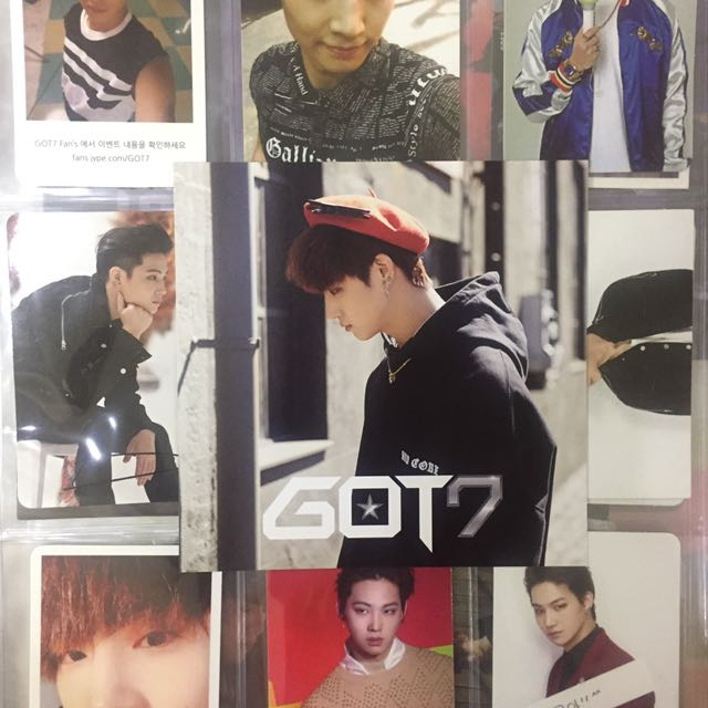 Got7 JB photoset My Swagger album Jaebum pc
