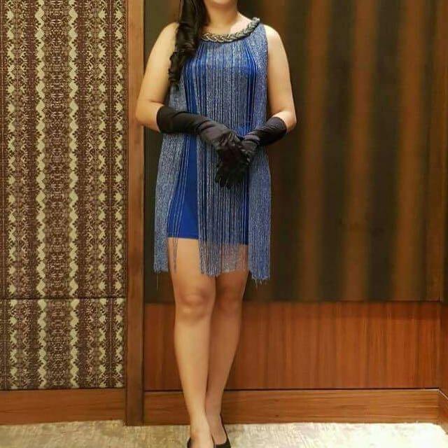 Great Gatsby Dress 2 (Royal Blue)