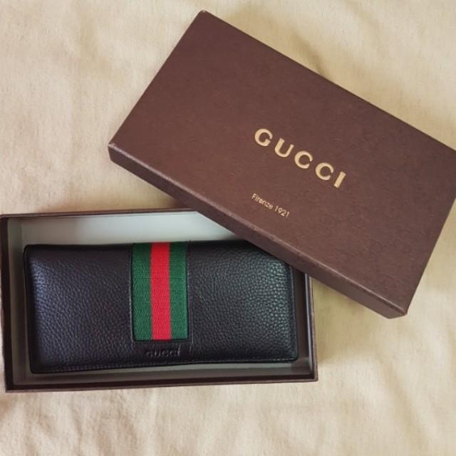 23803dd61ef Gucci Men S Wallet Long Luxury Bags Wallets On Carou