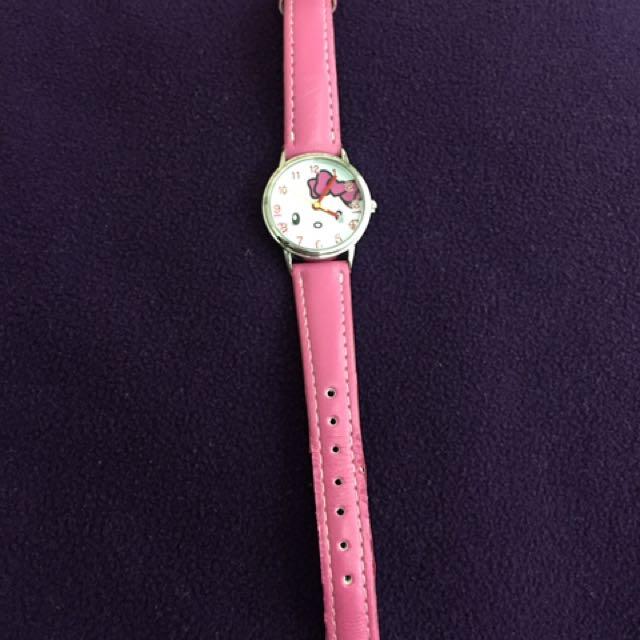 Hello Kitty兒童錶