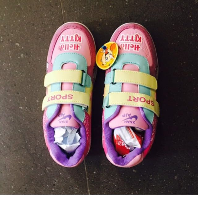 Hello kitty shoes sz 36 insole 24cm