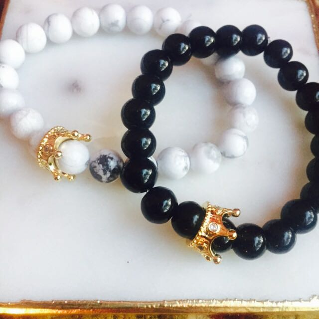 His & Hers Matching Bracelet