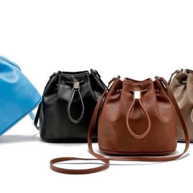H&M Bucket Sling Bag
