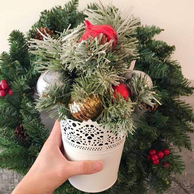 Ikea Christmas Tree Baubles