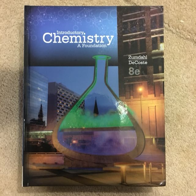 Introductory Chemistry textbook
