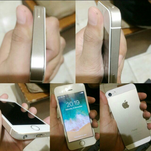 iphone 5s 32gb putih/white