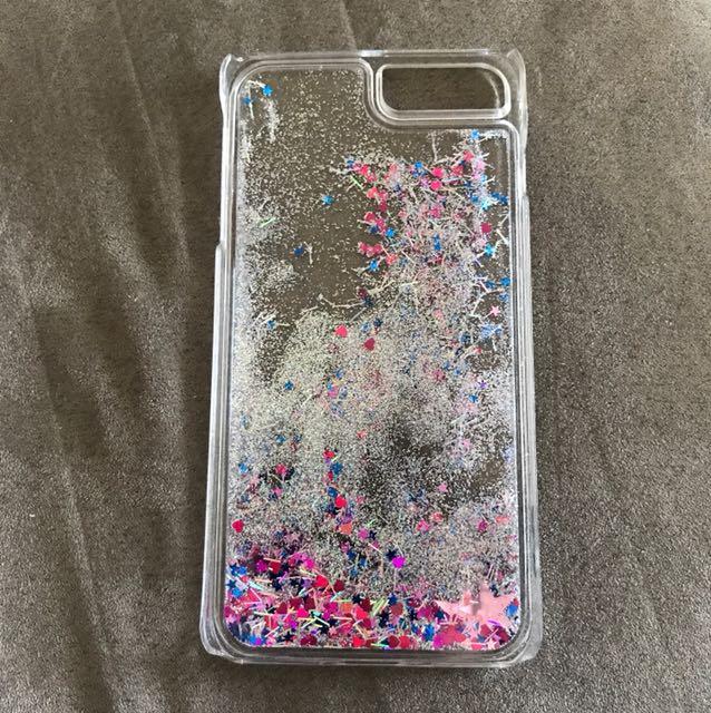 iPhone 7 Plus/8 Plus glitter case