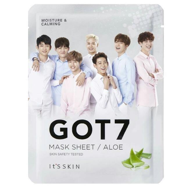It's Skin GOT7 Sheet Mask