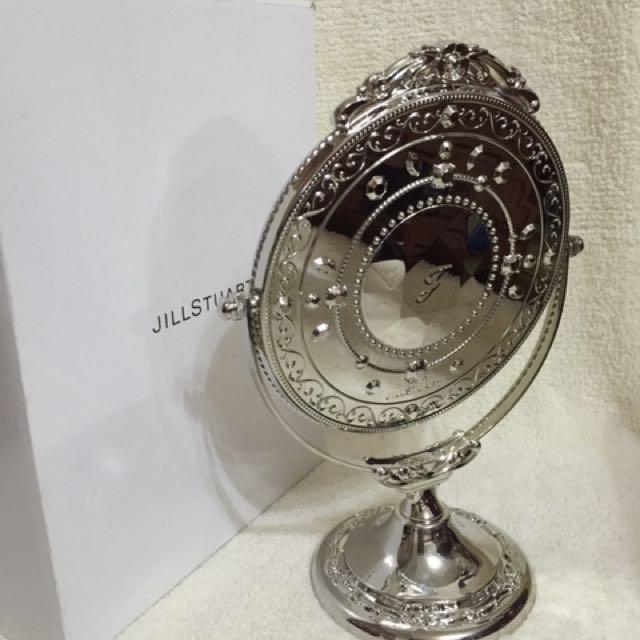 Jill Stuart 限量絕版古典立鏡 桌鏡 鏡台 圓鏡