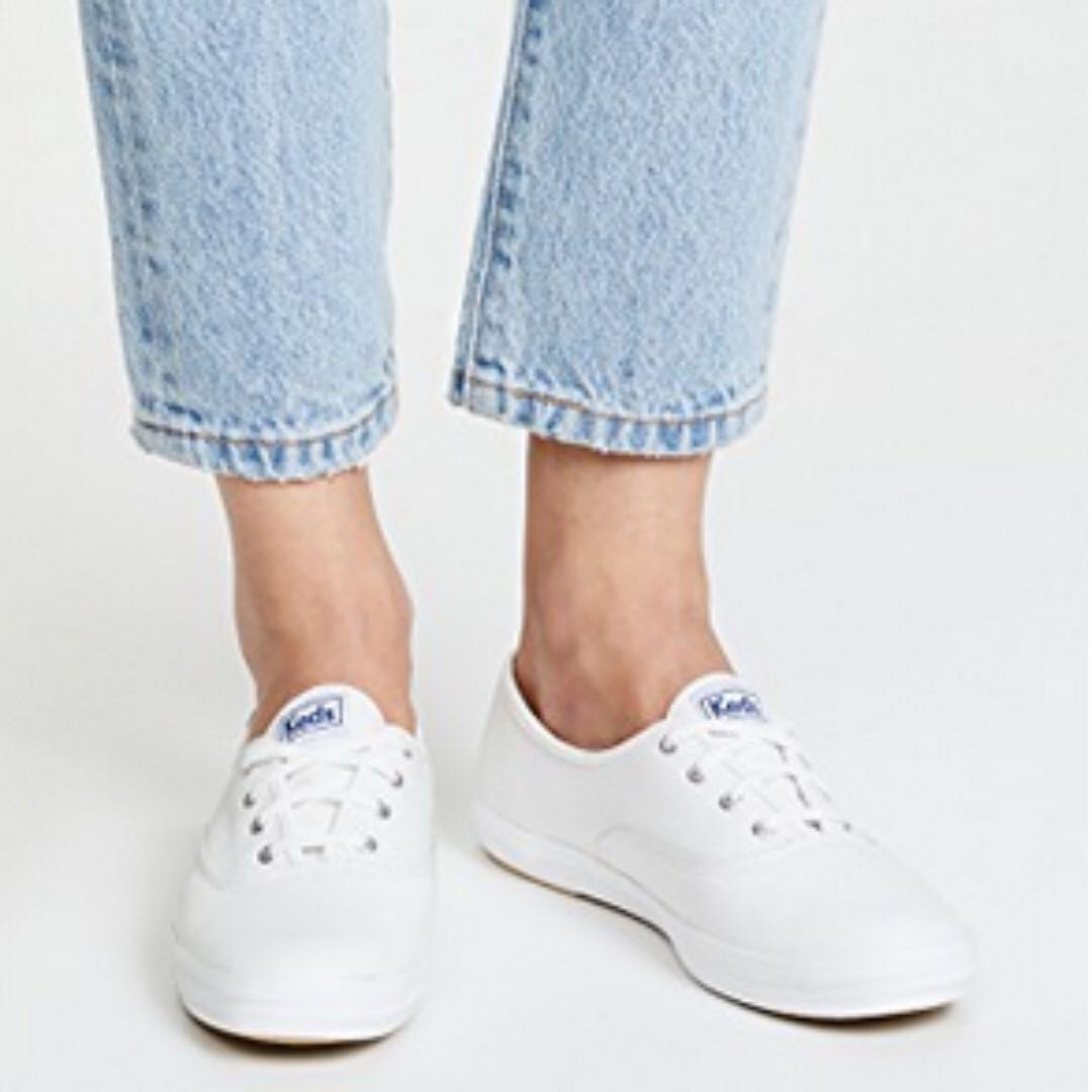 bb07b6bf0ee Keds leather champion sneakers