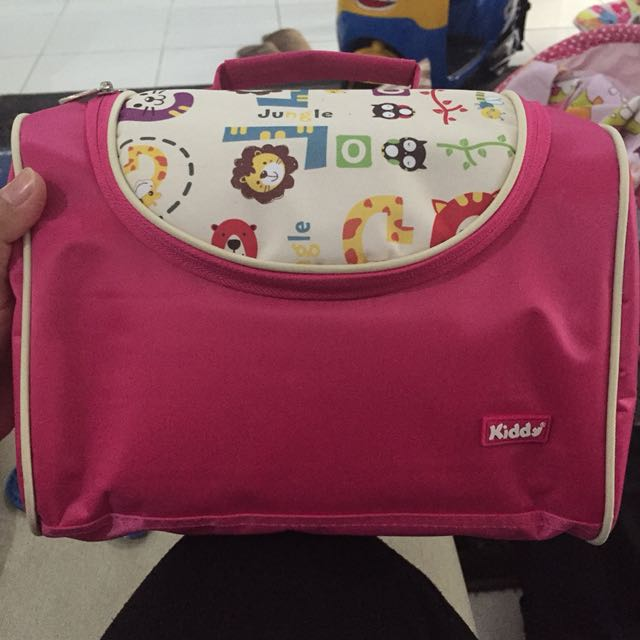 Kiddy cooler bag baru exs kado