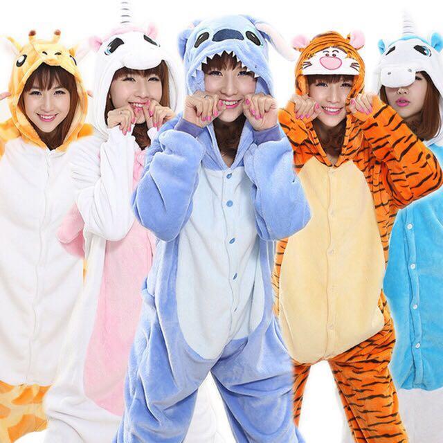 Kigurumi Pajama Onesie