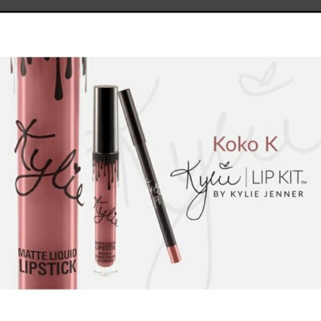 Kylie Jenner 唇釉