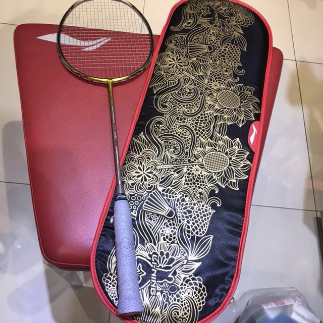 Li Ning N80 Woods Racket
