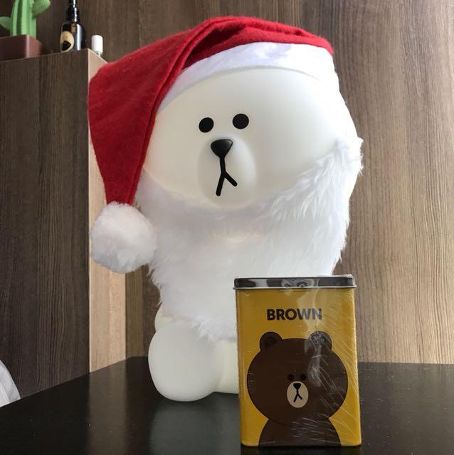 Line Brown Bear plaster