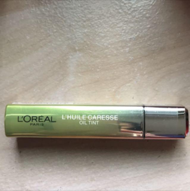 L'Oréal 3D精油唇萃