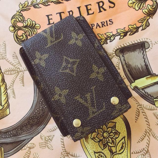 Louis Vuitton Ipod Classic Monogram Case