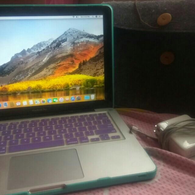 Macbook pro 13inch 2011 i7 2.7ghz