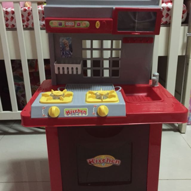 Mainan Dapur-dapuran
