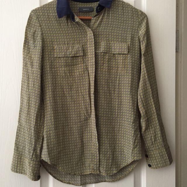 Marcs Silk Shirt- 6
