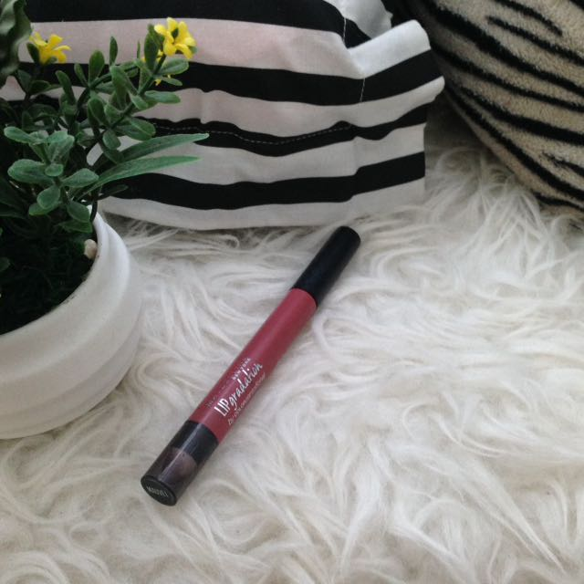 Maybeline lip gradation
