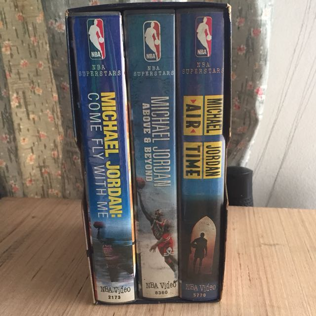 Michael Jordan Ultimate Collection VHS