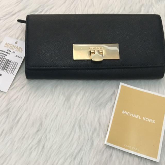 Michael Kors Callie Long Wallet