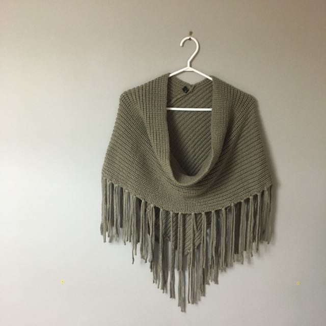 Misguided Infinity Scarf/Poncho