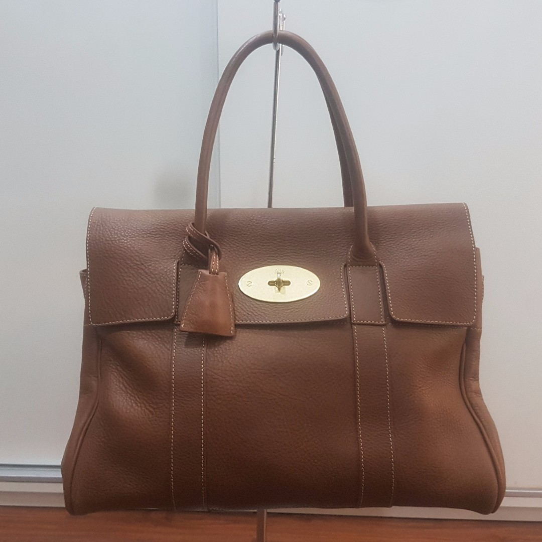 b611baf389 discount code for mulberry bayswater in white 47694 2709a  reduced mulberry  brown heritage bayswater tote. comes with original dustbag. rarely used.  luxury