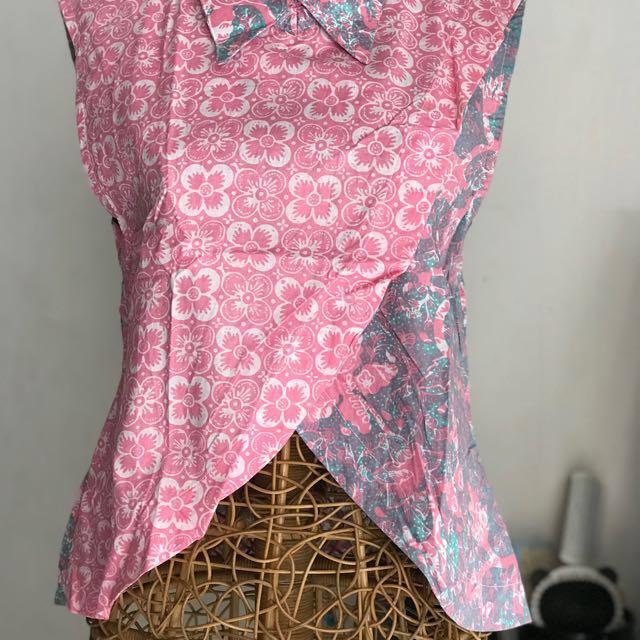 New! Batik Print Kombinasi 2 Motif & Warna